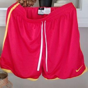 Mesh Athletic Shorts